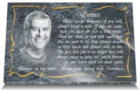 memorial gifts for loss of memorial gifts for loss of husband memorial plaques
