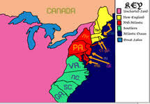 the thirteen colonies map your own 13 colonies map