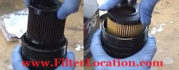 filter for 2004 toyota camry where is located toyota camry filter and how to change the