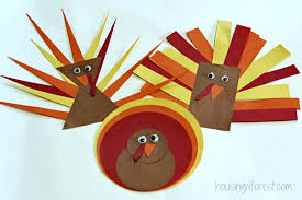 16 thanksgiving crafts for diy ideas toddler
