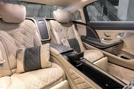 mercedes s class rear seats look 2018 mercedes s class ny daily