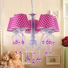 Cheap Fake Chandeliers Lamp Create An Adorable Room For Your Little With Chandelier