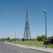 Radio Tower   gliwice radio tower wikipedia