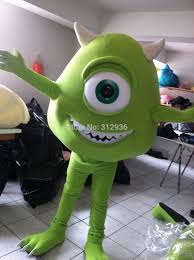 Monsters University Halloween by Online Buy Wholesale Mascot Costume Monster Inc From China Mascot