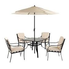 6 Piece Patio Set by Asda Haversham 6 Piece Patio Set 2 Sets Available In Keighley