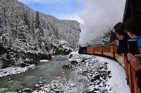 trains to cascade durango silverton narrow railroad