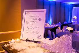 Winter Wonderland Wedding Theme Decorations - winter wonderland weddings persian wedding and party services