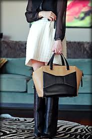 bags of bows of the yesterday black white the kate spade new york 2