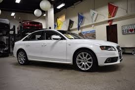 white audi sedan white audi a4 in massachusetts for sale used cars on buysellsearch