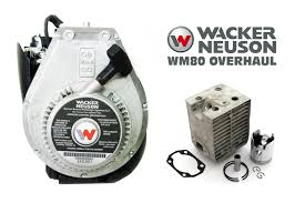 wacker neuson wm80 engine rebuild or repair dhs equipment youtube