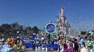 walt disney parks and resorts chairman bob chapek helps launch