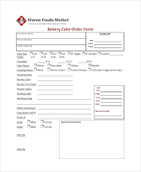 cupcake order form drop platform or template businessbusiness