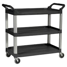 rubbermaid service cart with cabinet rubbermaid 3 shelf economy plastic utility cart 33 5 8 x 18 5 8 x