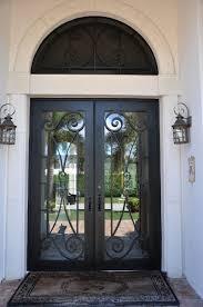 wrought iron entry doors custom iron doors bronze doors