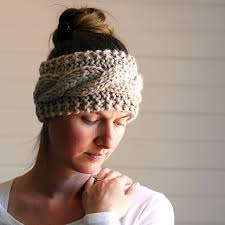 knitted headbands ravelry headband friendship pattern by brome fields