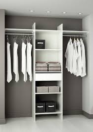 petit dressing chambre dressing dans une chambre des idées pour s inspirer