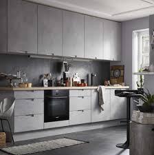 cuisine effet beton cuisine effet beton cuisine effeti effet beton gris blanc marbre