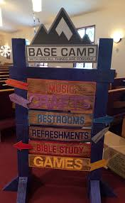 Vbs Decorations Group Everest Vbs Decorating Joyful Musings