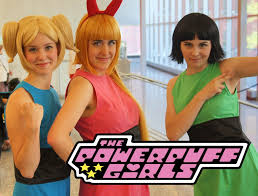 the powerpuff girls homemade costume and makeup ideas holidappy