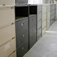 Four Drawer Lateral File Cabinet Used 4 Drawer Lateral File Cabinets Office Furniture Warehouse