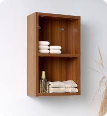 Teak Bathroom Storage 11 75 Fresca Fst8092tk Teak Bathroom Linen Side Cabinet W 2