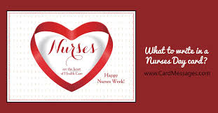 Congratulations Nurse Card What To Write In A Nurses Day Card Or Note Card Messages