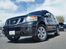nissan armada blacked out black nissan armada in colorado for sale used cars on buysellsearch