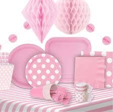 Light Pink Table Cloth Amazon Com Polka Dot Plastic Tablecloth 108