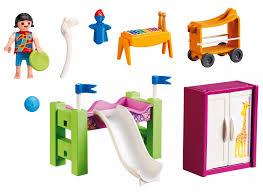 chambre d enfant playmobil playmobil city 5579 pas cher chambre d enfant avec lit
