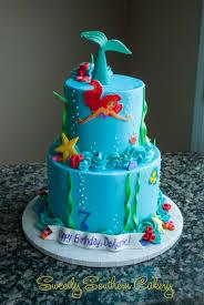the little mermaid cake my cakes pinterest mermaid cakes