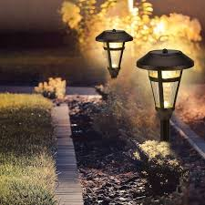 what is the best solar lighting for outside the best solar path lights for your lawn and garden solar