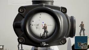 pubg 2x scope playerunknown s battlegrounds bug your gun isn t aiming where you