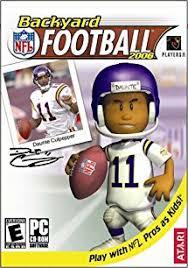 Backyard Football 2002 Amazon Com Backyard Football 2006 Pc Video Games