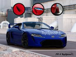 convertible toyota 2016 toyota supra convertible review top speed