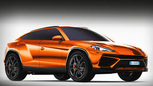 lamborghini jeep accurately rendered lamborghini urus shows up just days before debut