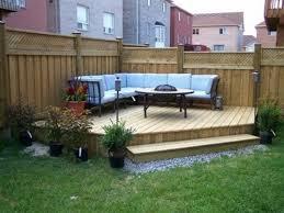 backyard hillside landscaping outdoor furniture design and ideas