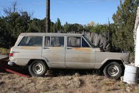kaiser jeep wagoneer 1965 kaiser jeep wagoneer w v8 vigilante th400 for sale los alamos nm