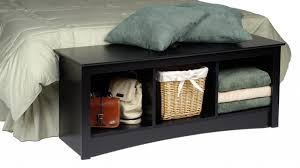 Storage Bench Bedroom Bench Satisfactory Bench For Bedroom With Storage Interesting