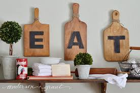styling a kitchen shelf anderson grant