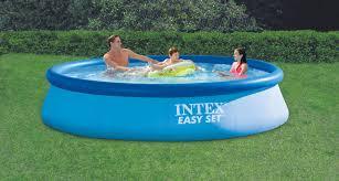 Intex Inflatable Pool Intex 16 U0027 X 42