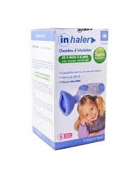 chambre d inhalation ventoline inhaler chambre d inhalation pour bébé ou enfant des laboratoires