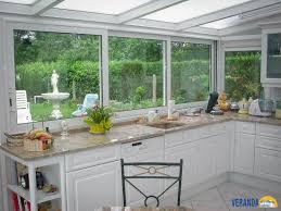 veranda cuisine photo transformez votre veranda en cuisine actualités veranda