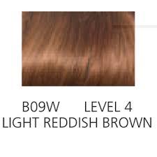 light reddish brown color clairol beautiful collection b09w level 4 light reddish brown