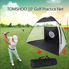 Backyard Golf Practice Net Indoor Golf Net Ebay