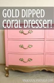 gold dresser coral dresser ile ilgili pinterest u0027teki en iyi 25 u0027den fazla fikir