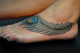 feather on foot tattoo feather tattoo foot designs 1000 images about foot tattoos on