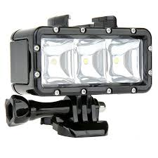 go pro black friday aliexpress com buy black friday gopro led flash light underwater