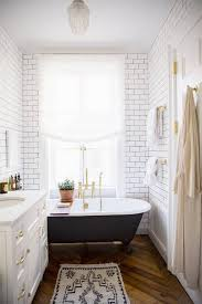 vintage bathroom design ideas ali cayne s nyc townhouse subway tiles tubs and interiors