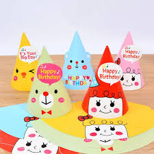 birthday hats birthday hat paper caps party hats kids toys