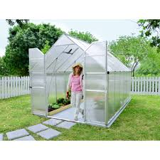 Palram Greenhouse Palram Palram Greenhouse Essence 8x12 Palram From Garden Store